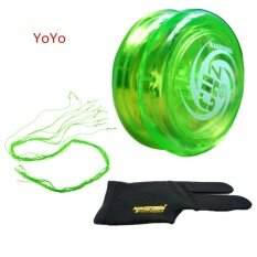 PentaQ Magic yoyo D1-Ghz Poly Carbonate Plastic Loop Yoyo With Yo-Yo Gloveand