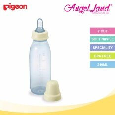 Pigeon Specialty Bottle for Cleft Lip or Palate, 240ml-00906
