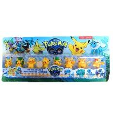 Pokemon Go Pikachu (8 In 1) By Gift N Give.