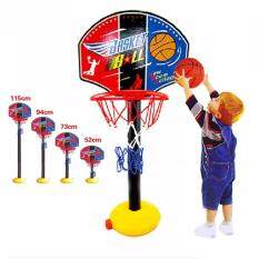Portable Basketball Toy Set For Kids By Crc Mall.