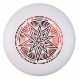 Professional Frisbee Flying Disc For Advanced Player Outdoor Sport Game Disc Saucers White image