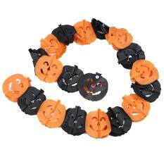 Pumpkin Halloween paper Decoration Prop