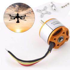 RC 2212/2200KV Brushless Motor for RC Plane Aircraft Helicopter Style:A2212 6T /