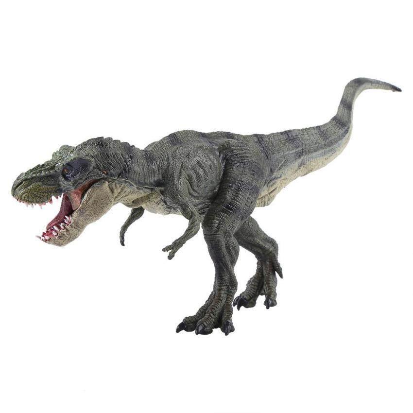 Hình ảnh Thực tế Tyrannosaurus Khủng Long Mô Hình Động Vật Hình Trẻ Em Đồ Chơi Giáo Dục Sớm Quà Tặng-intl