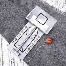 Relax Game Sets Desktop Anti-Anxiety Miniature Basketball Shooting Board By Brisky.
