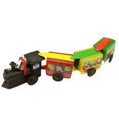 Rp 65.000. Retro Jam Tain Mainan untuk Anak Berkembang Kartun KeretaIDR65000
