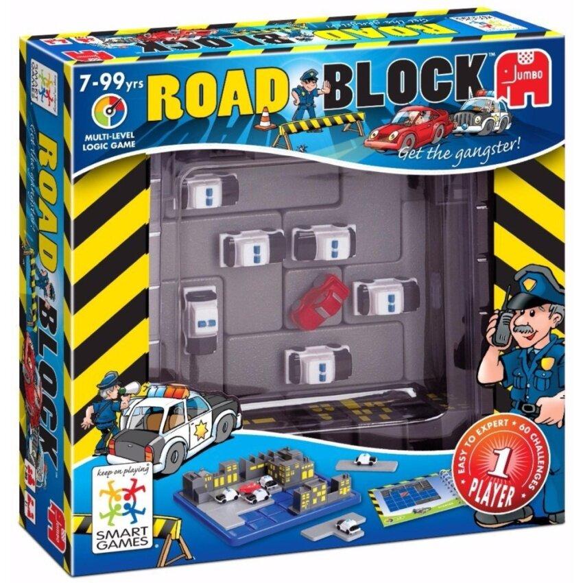 Road Block Block IQ Puzzle Games - Educational Smart IQ Toys