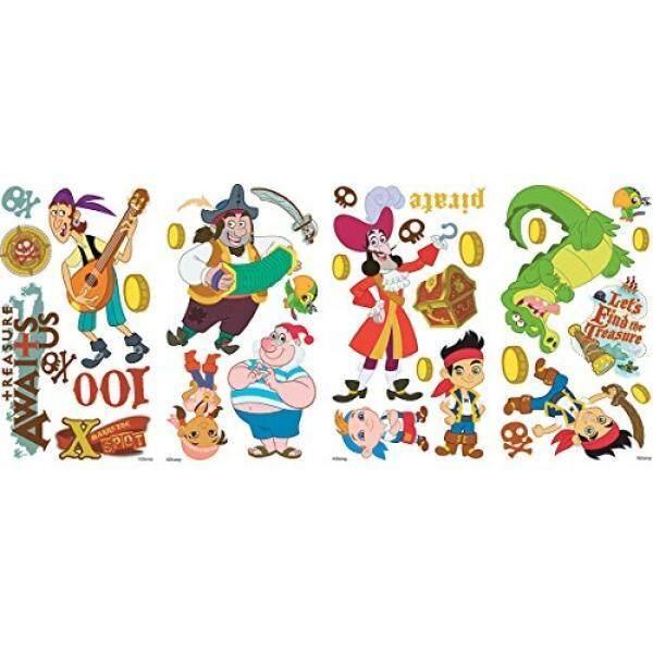 MYR 151 Roommates Rmk1778Scs Disney Junior Jake And The Neverland PiratesPeel