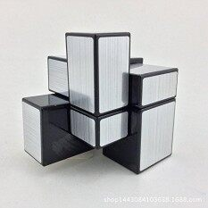 Four Season Big Sale Second-order mirror cube black silk brushed