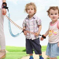 Set of 2PCS Lanbin Baby Child Anti Lost Safety Wrist Link Harness Strap Rope Backpack Leash