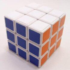 Veecome Shengshou 3X3X3 Kubus Puzzle Putih untuk Anak-anak