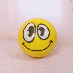 Flexible Funny Smiley Face Anti Stress Reliever Ball Gifts Toy Squeeze Relief