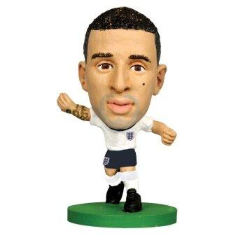 Soccerstarz Internasional Inggris Figurine Blister Bungkus Menampilkan Kyle Walker Di Inggris Perlengkapan Rumah (...)-Internasional
