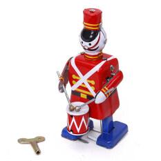 Soldier Drummer Toy - Red - Intl.