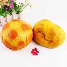 Licin Kolosal Roti Manis Nanas Super Lambat Rising Scented Menghilangkan Stres Mainan