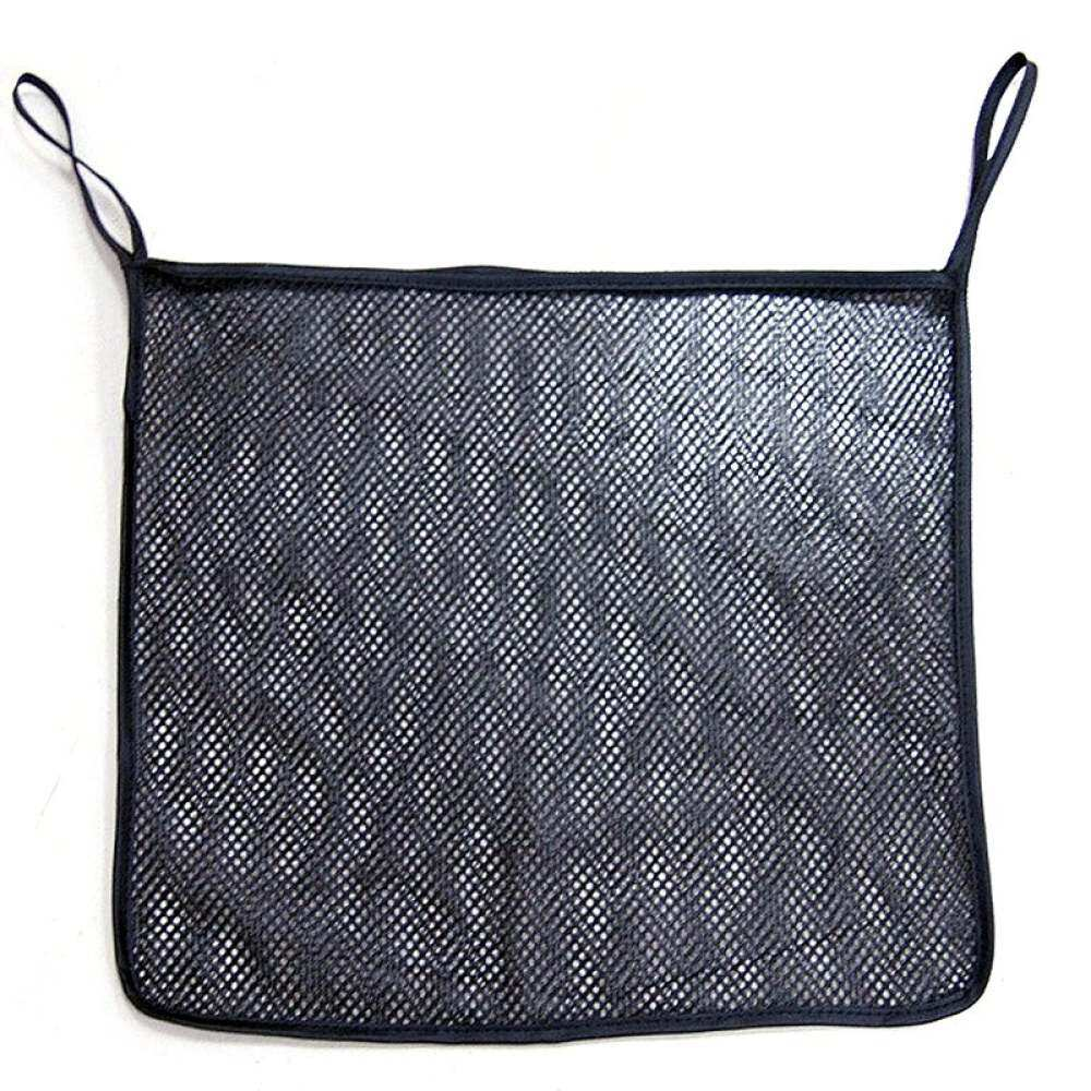 [HSGA16RS] Stroller Organizer Mesh Bag Black Singapore