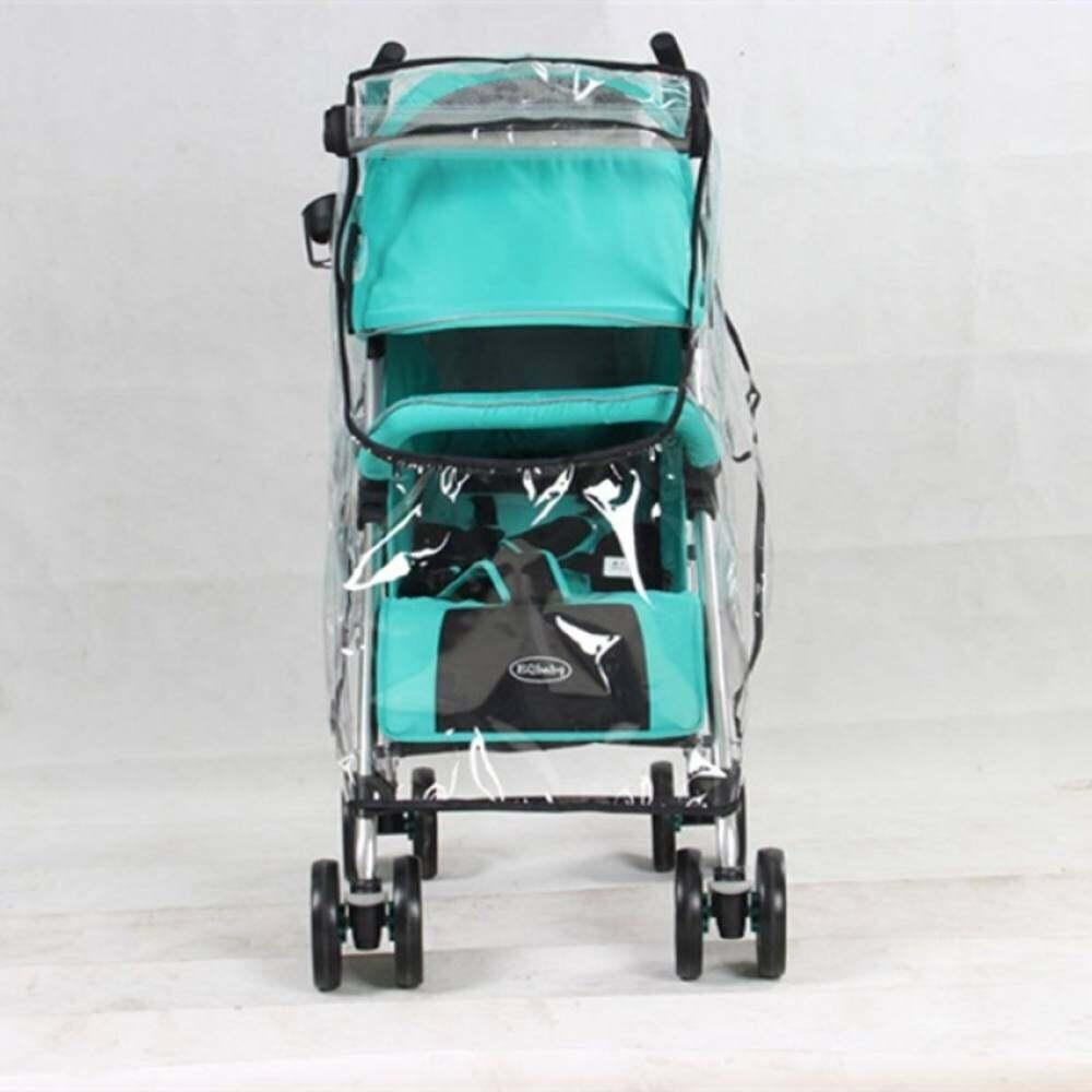 【BABY store】New Arrival Stroller Rain Cover Raincoat for Stroller Wheelchair Pram StrollerAccessories Universal Singapore