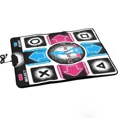 Sunshop Wear-Resist Game Fitness Dancing Mats Pc Usb Anti-Skip Dance Pads By Soar1478.