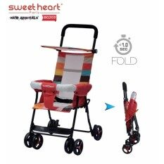 Sweet Heart Paris BG203 Portable Baby Buggy Stroller