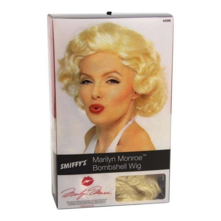 SWorld Marilyn Monroe Bombshell Wig