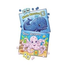 Teacher Created Resources Products - Teacher Created Resources -  Undersea ABCs Game, Ages 4 & Up, 1-4 Players - Sold As 1 Each -  Practise letter recognition while promoting social skills and  having fun! - Use to identify letters or play a matching gam