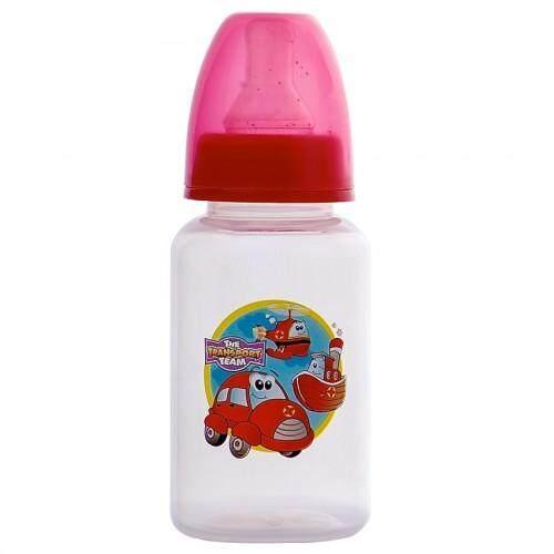 Paling murah Tinee Minee - Feeding bottle 150ml Cars - Red kajian semula - Hanya RM13