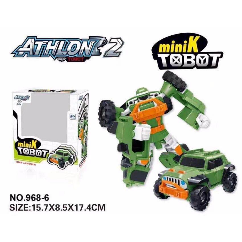 Tobot Athlon Mini K Transforming Robot