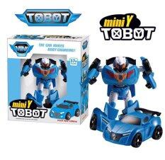 Tobot Y Mini Series Transforming Robot (model 238) By Gift N Give.