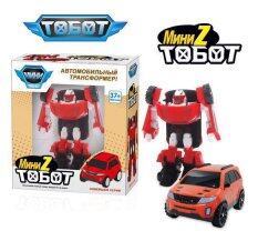 Tobot Z Mini Series Transforming Robot (model 238) By Gift N Give.