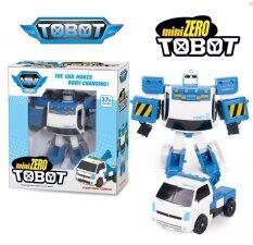 Tobot Zero Mini Series Transforming Robot (model 238) By Gift N Give.