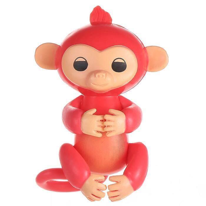 Sunweb Seksi Penjualan Lucu Jari Mainan Bayi Monyet Mainan Anak-Anak Hadiah  With Fleksibel Kepala Kaki-InternasionalIDR47000. Rp 47.000 535a86bdce