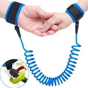 ซื้อดีที่สุด Topsky Anti Lost Wrist Link safety Velcro strap Leash Walking Hand Belt for Toddlers, Kids and Babies (1.5m ) (blue) ถูกที่สุดในวันนี้ ...