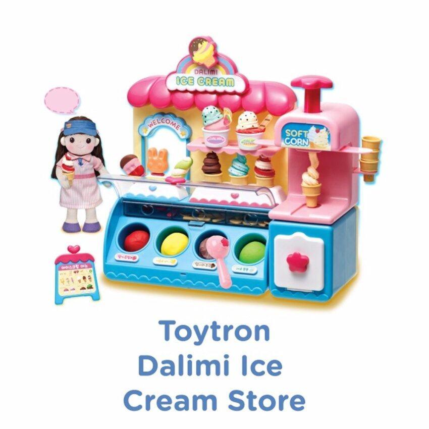 Toy Tron Dallimi - My Own Dalimi Ice Cream Store