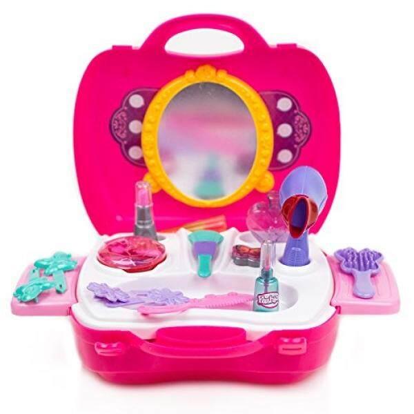 Toysery Berpura-pura Bermain Kosmetik dan Mainan Make Up Set Kit untuk Gadis  Kecil   e6e7a87525