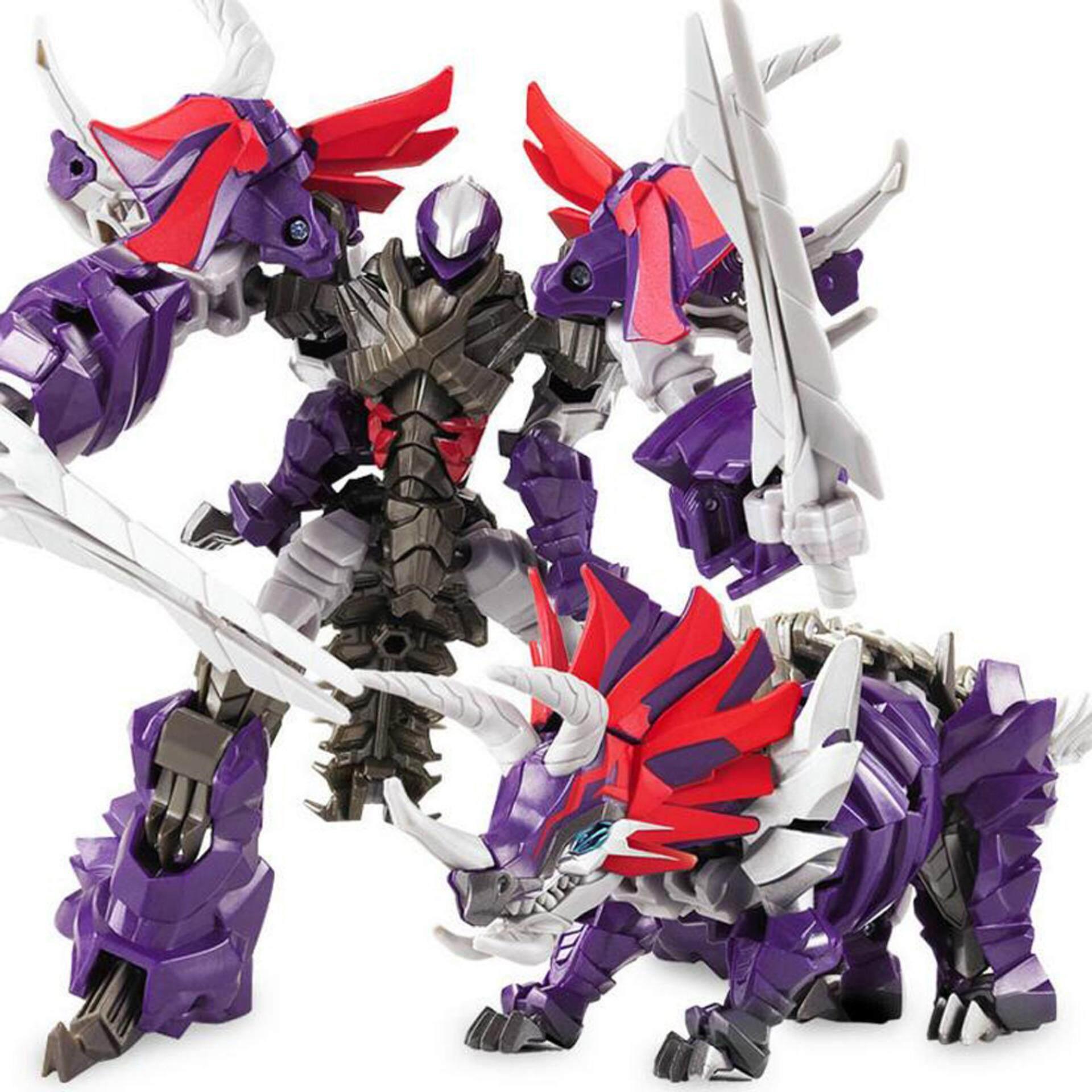 Transformers 4 Action Figure Autobots Slag Model Triceratops - intl