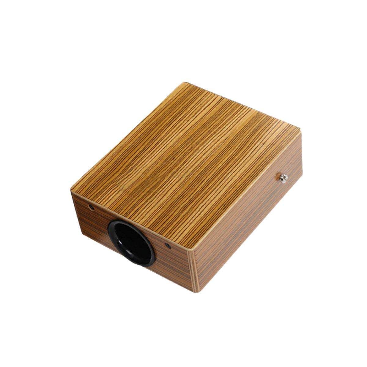 Traveling Cajon Drum Boxing Percussion With Braces Bag AU STOCK - intl