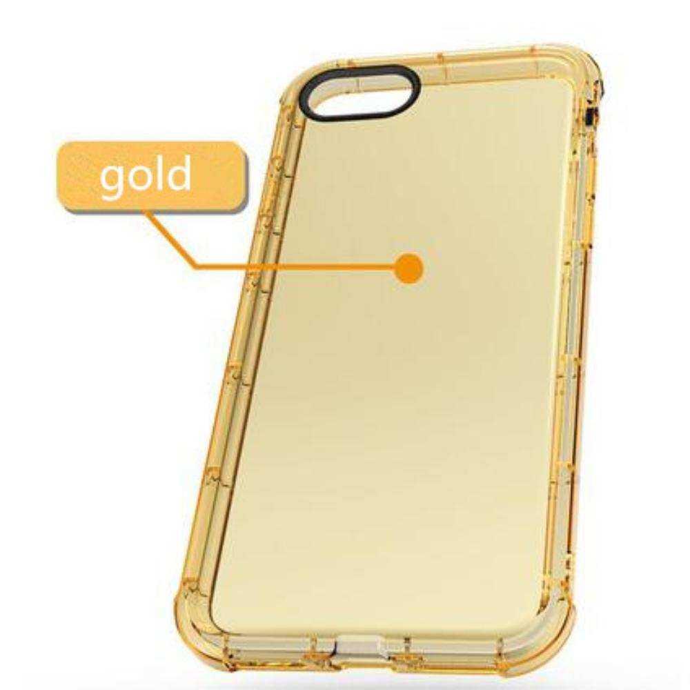 Redcolourful Transparan Ultraramping Jelas Lembut TPU Silikon Anti-Fall Pelindung Penutup Belakang Plus/7/7 Case 5/6/ 6 Iphone Spesifikasi: iPhone untuk Plus 5