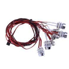 Universal GT Power L8 Model Mobil LED Sistem Lampu