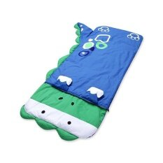 Veecome 140*60cm Cartoon Sleeping Bag Sheet Slumber Bag With Pillow For Child Boy And Girl By Veecome.