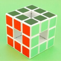 Void Puzzle Speed Cube White 3X3X3 - intl