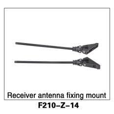 Walkera F210 FPV Drone Balap Canggih Drone RC Quadcopter Suku Cadang Antena Penerima Memperbaiki Mount