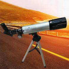 Weiyue   Novelty Funny Toys F36050M Portable Telescope Tripod Outdoor Astronomical Monocular Space