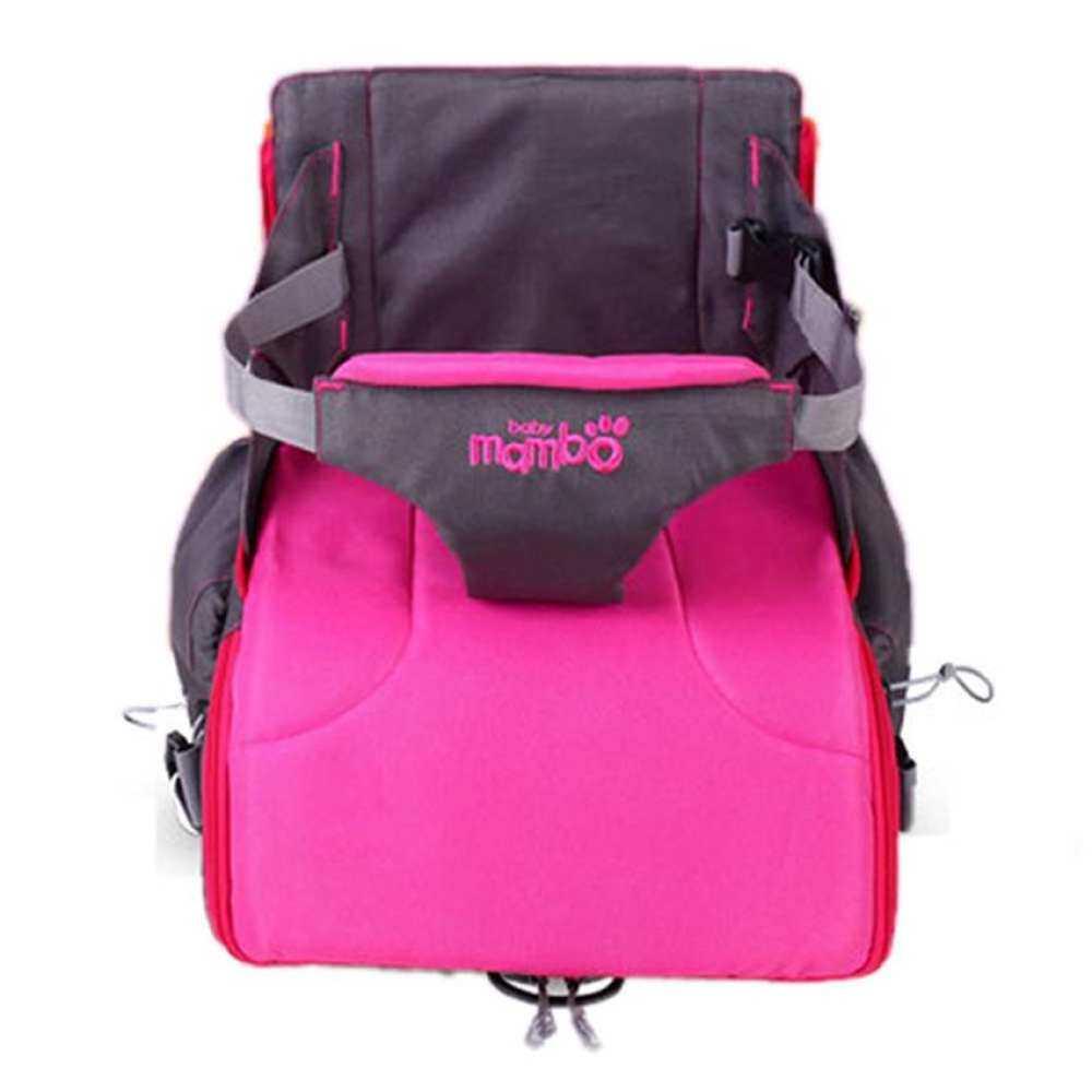 Weizhe Multi-Fungsi Tas Mumi Kursi Penyokong Perjalanan Kursi Popok Tas Ransel untuk Bayi,