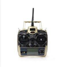 Wltoys V966 V950 V977 V931 Bagian Helikopter RC Transmitter Hitam