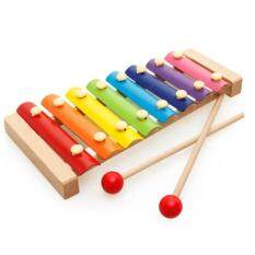 Wooden Children Beat Baby Xylophone Piano Music Piece Puzzle Toy Music By Toys & Tots.