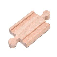 Wooden Track Female-Female Male-Male Railway Compatible Major Brands Toys Style B By Blossom Mall.