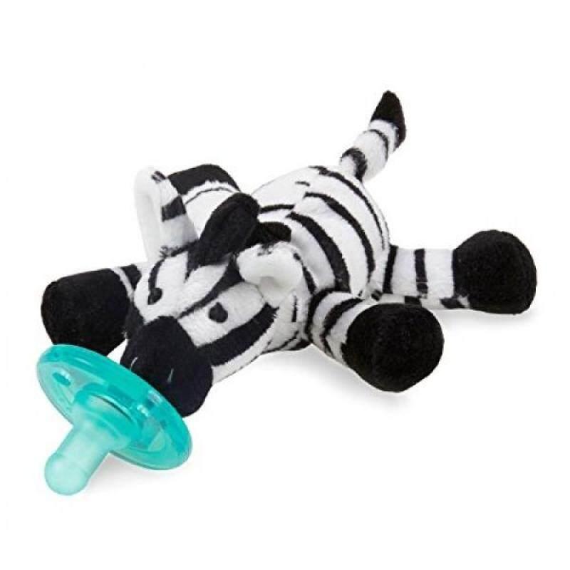 WubbaNub Zebra Pacifier Singapore