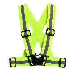 Yoyotoy New Kids Children Cycling Safety Reflective Vest Jacket Gift Accessories By Yoyotoy.