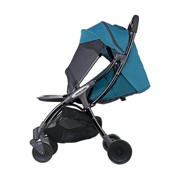 2019 New Comfortable Safety Baby Stroller Easy Care Pure Color Baby Stroller Singapore
