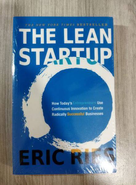 [Ready Stock] The Lean Startup   Eric Ries Malaysia